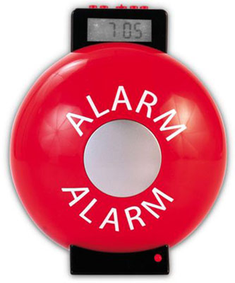 Klasik alarm sesi