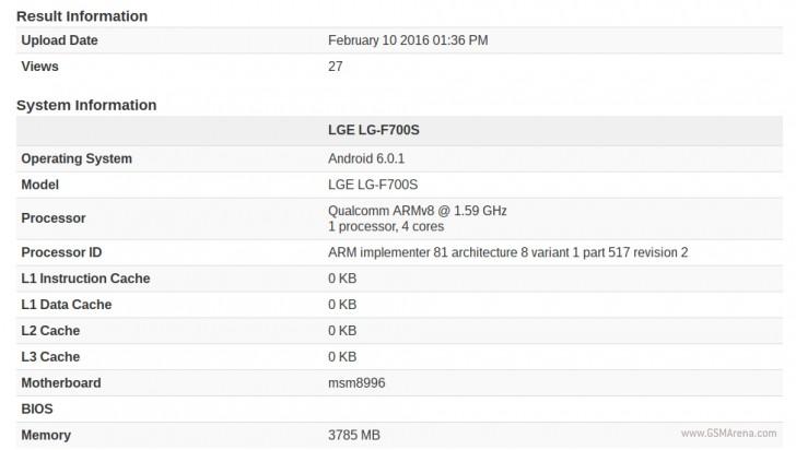 LG G5 zi